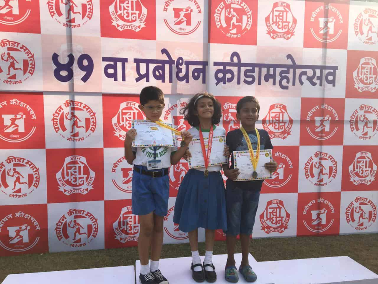 Three Cheers for our Chess Champs: AVM,JUHU