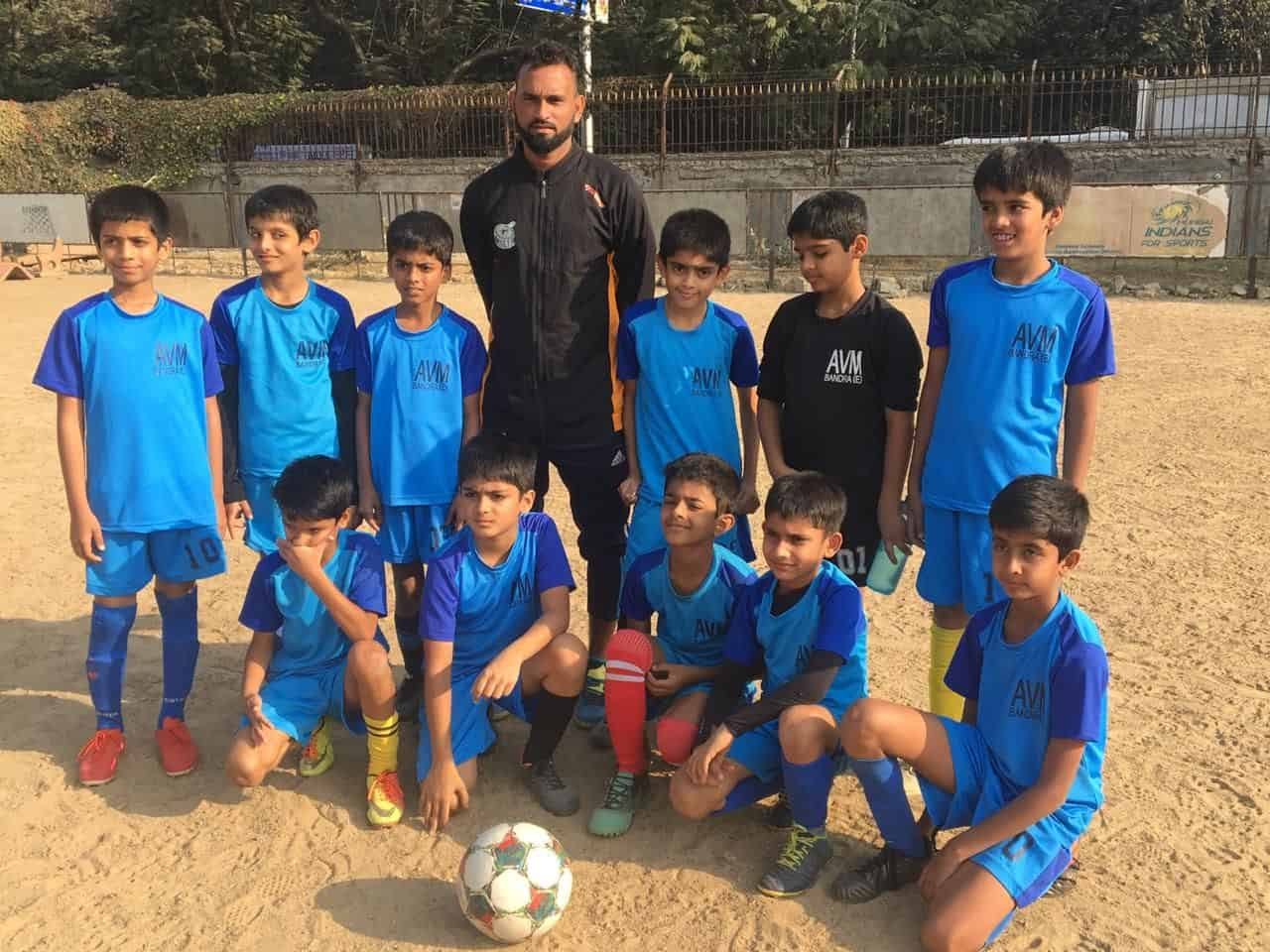 Another Win for U/10 Boy Football Team