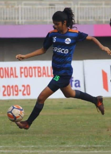 AVM Juhu's Games Captain gears up for the FIFA Junior Women's World Cup