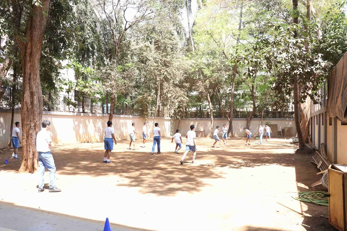 SCHOOL GROUND