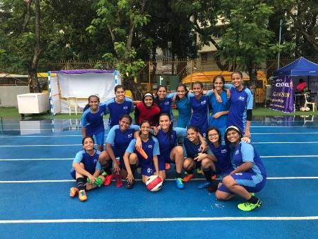 Under/17 Girls Subroto Cup DSO Football Tournament 2019