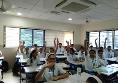 Flipped Classroom on Atmospheric Pollution