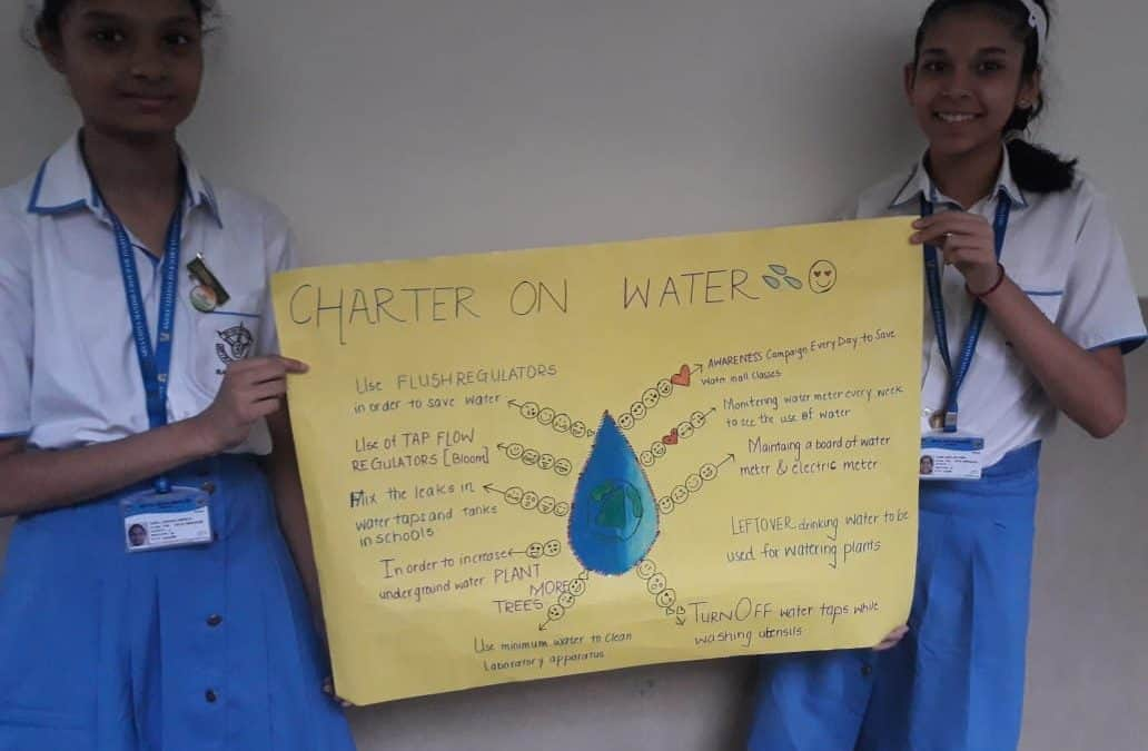 Water Conservation Charter