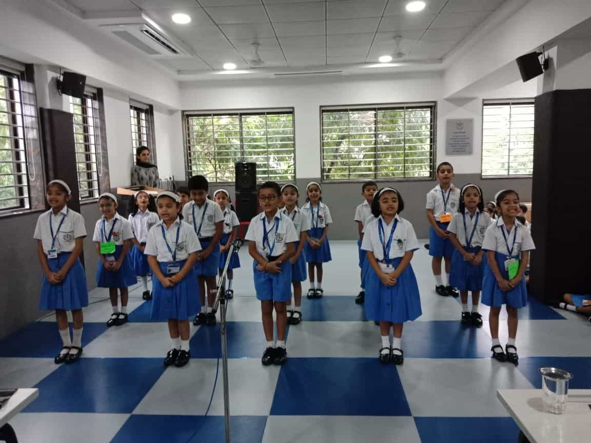 Inter House English Choral Recitation Competition