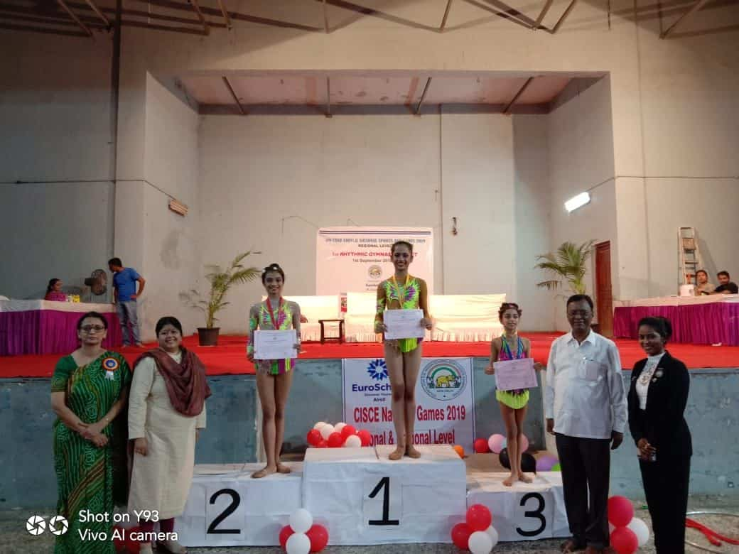 Miss Parina Madanpotra – Qualified for Nationals!