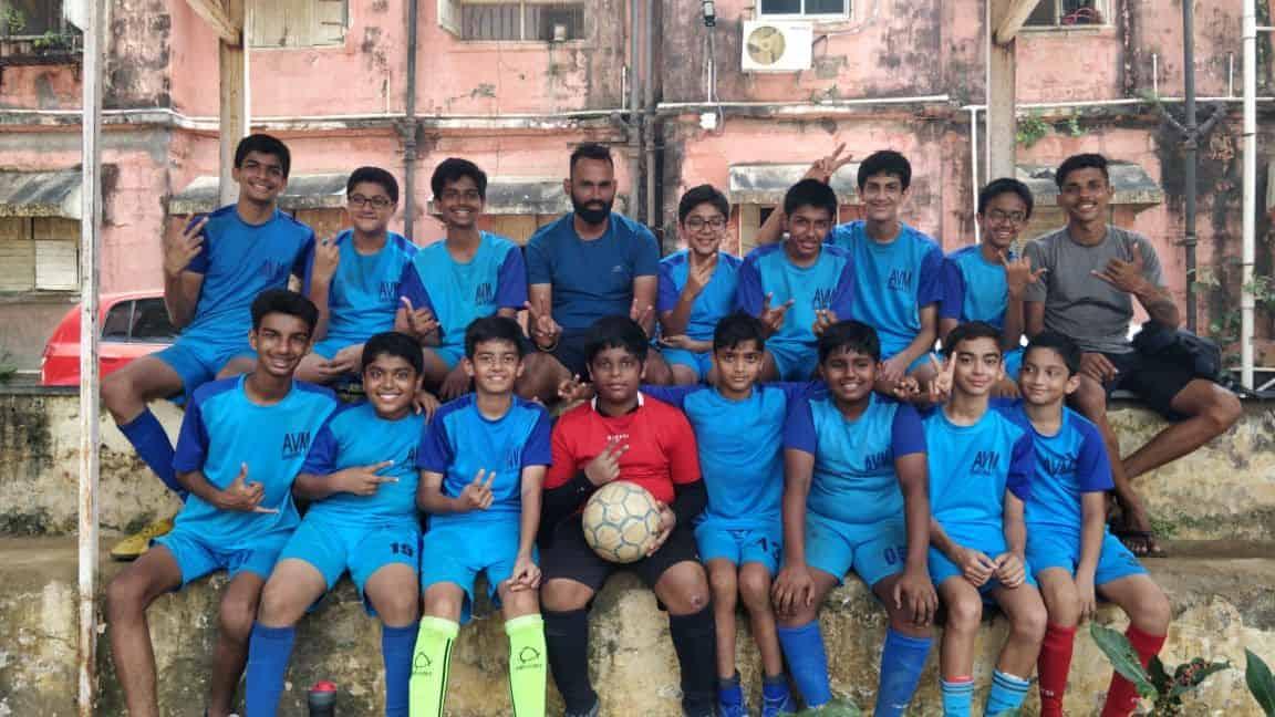 U/14 MSSA Boys Football match