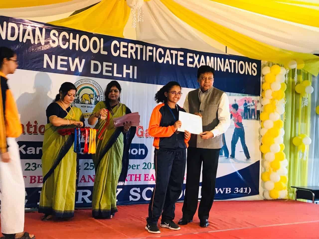 Miss Adhya Shetty: Bronze Karate National Champion