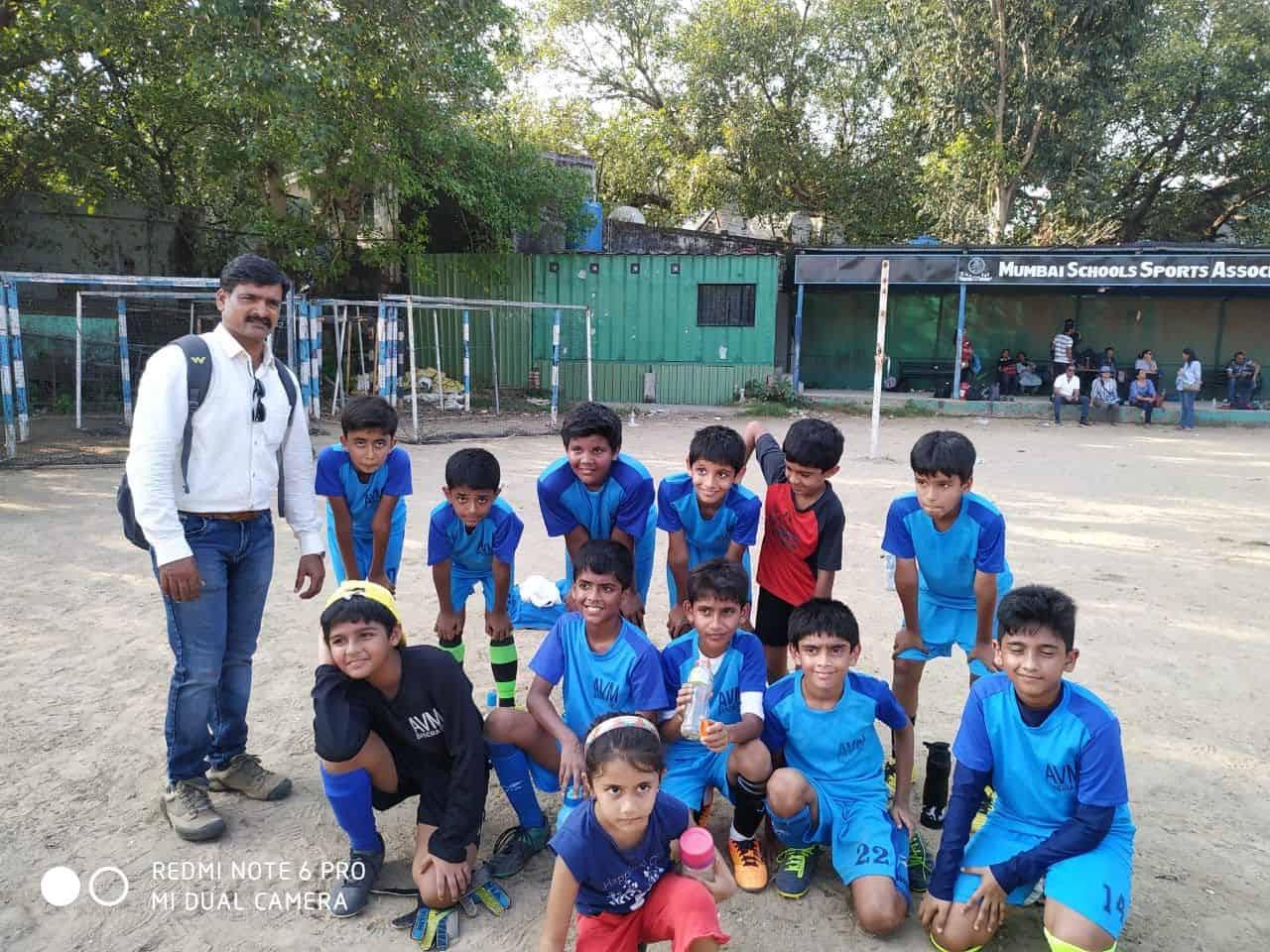 Under 12 boys A Team won their MSSA 2nd and 3rd League Match