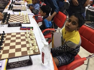 Chess win for Vageesh in South, AVM Juhu