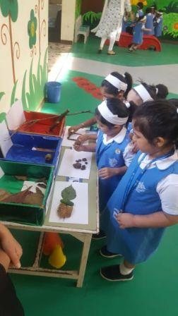 Engaging Minds Club'- Science and Nature Games for Pre-Primary @ AVM Juhu.