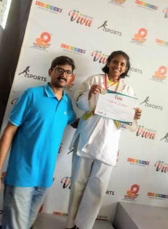 Judo Achievements – Aditi Takane Std. VI (AVM Juhu)