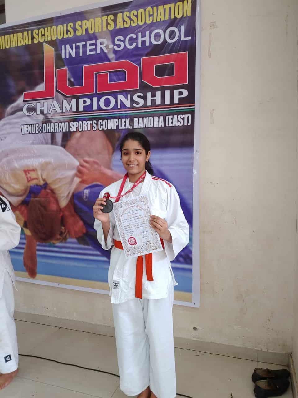 Two Bronze for Miss Anuradha Pai and Miss Geetanjali Pai
