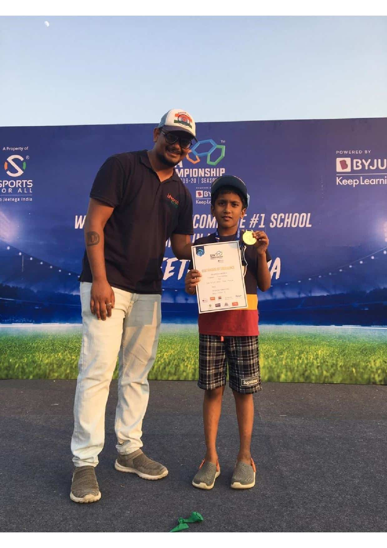 Vageesh's Chess wins in December, AVM, Juhu