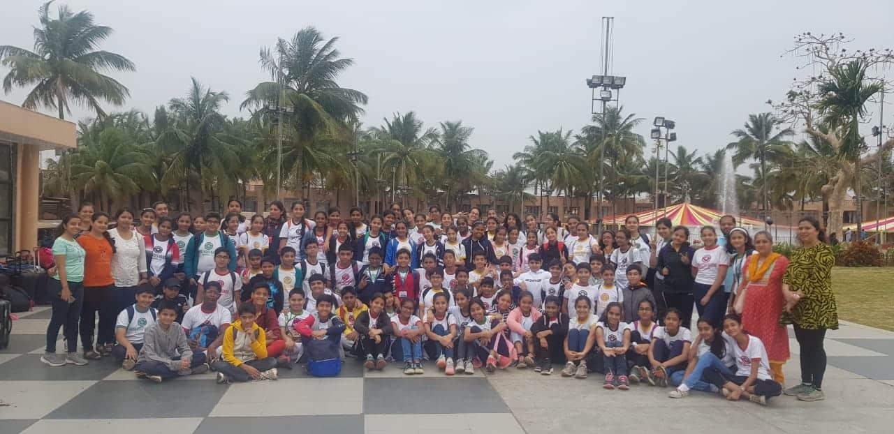 Standard 7 Educational Tour