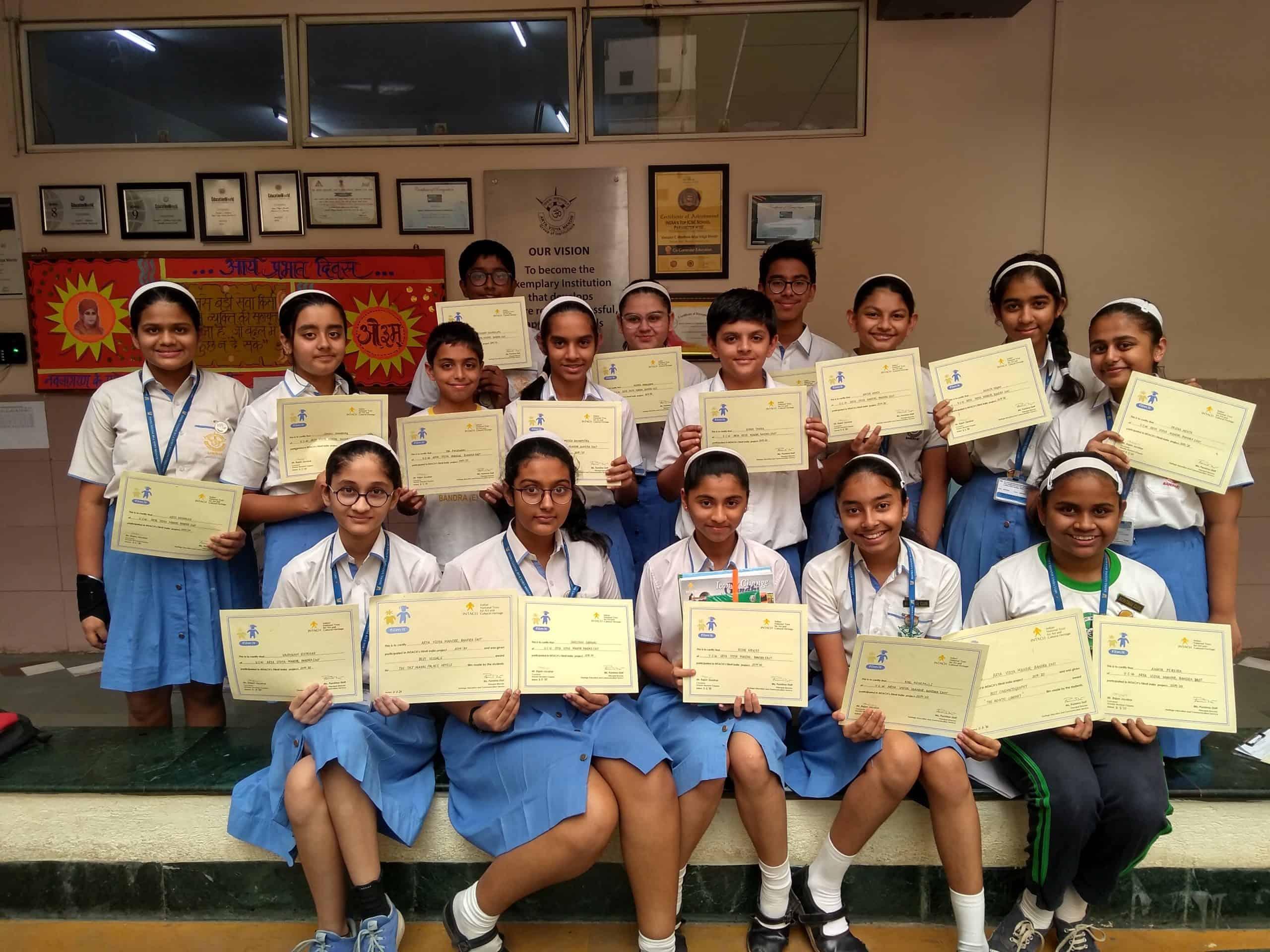 Heritage Club Filmit Winners!