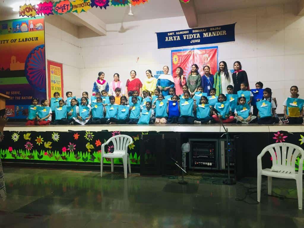 Arya Prabhat (Special Friendship Day) celebrated- AVM, Juhu