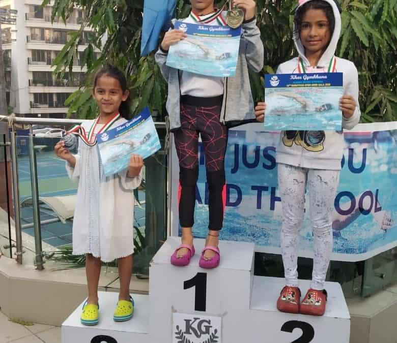 Ishanvi wins Silver!