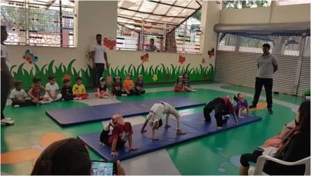 Skill Enhancement Program – Pre-Primary @ AVM Juhu