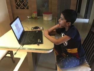Chess champ Vageesh learns Rig Vedas – AVM, Juhu