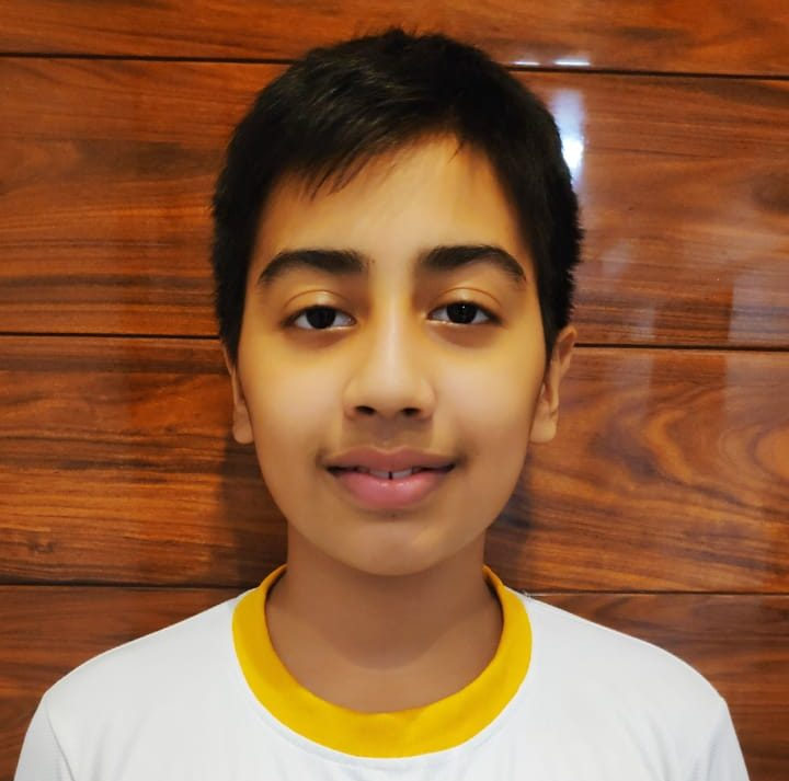 The Budding Coder of AVM Bandra West, Master Shauryaveer Varma cracks the FIRC with a Runners Up Title