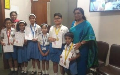 Rich haul of medals at MSSA Judo:AVM,JUHU