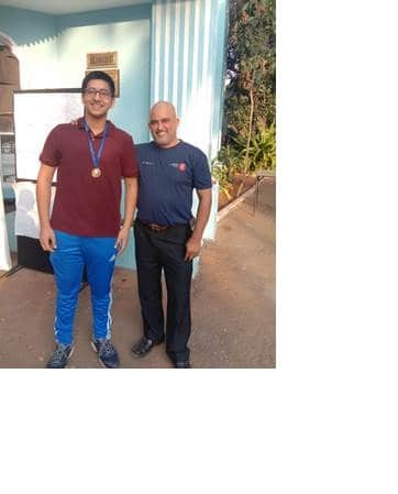 The Rising Star !!! Aryaman's achievement in Squash at the Three Star National Circuit Tournament