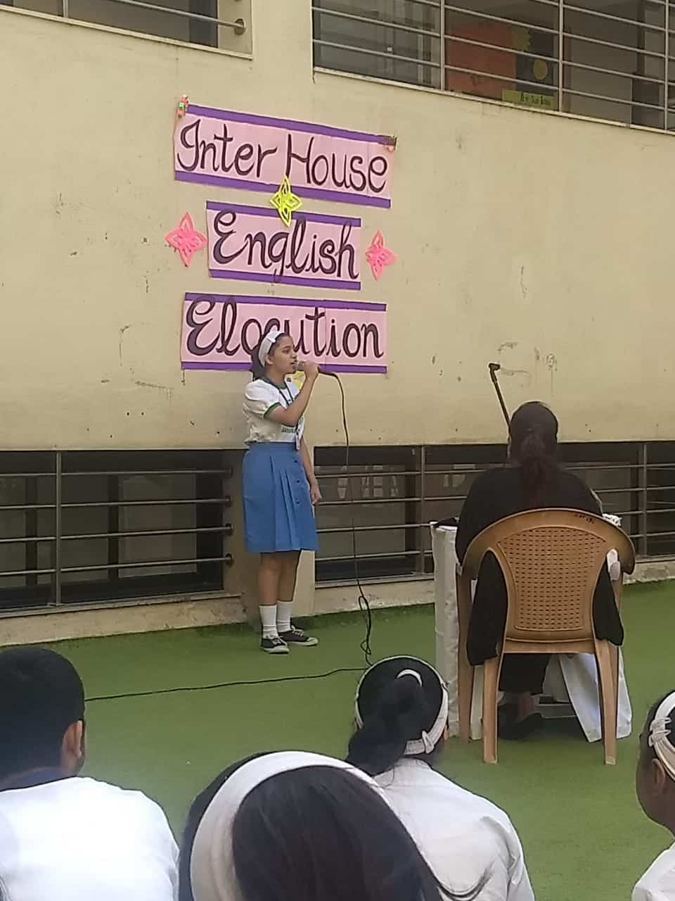 English Elocution Competition