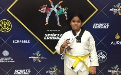 Krsna Naik's Achievement in Mumbai Games Championship