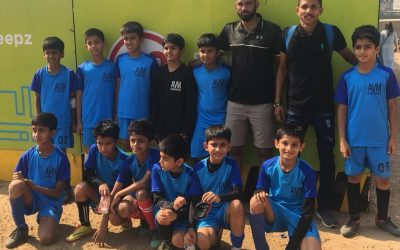 U/10 Boys Football Team wins MSSA Semifinals!