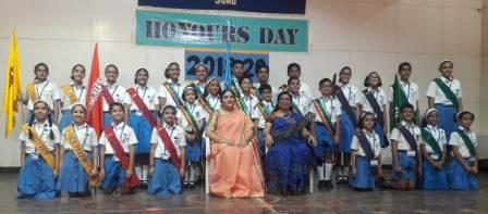Investiture Ceremony and Class Awards@AVM Juhu