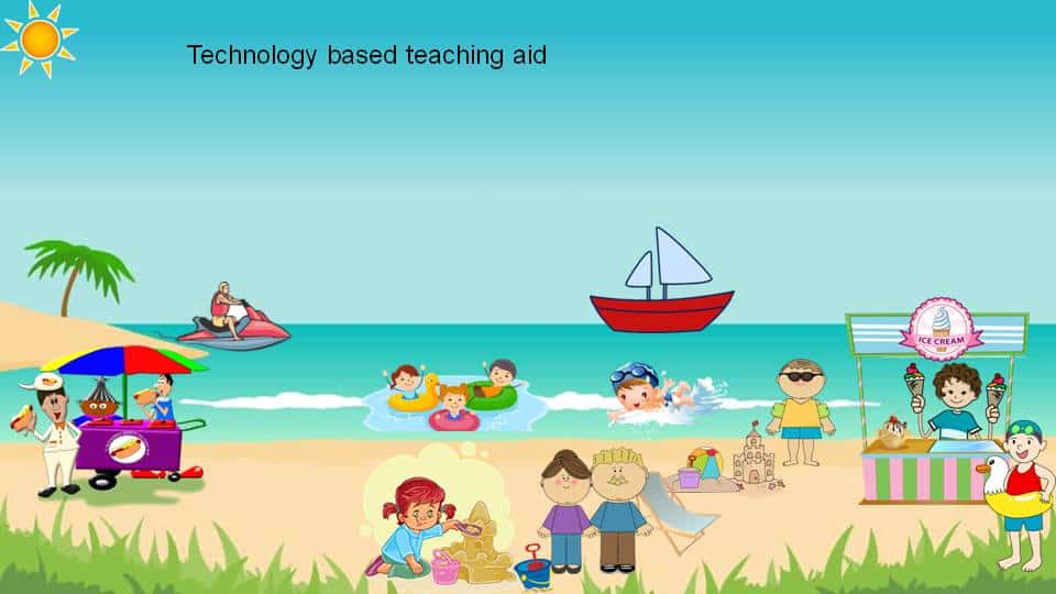 Technology Based Teaching Aid