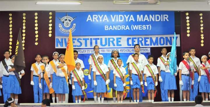 Investiture Ceremony and Class Awards, Bandra West
