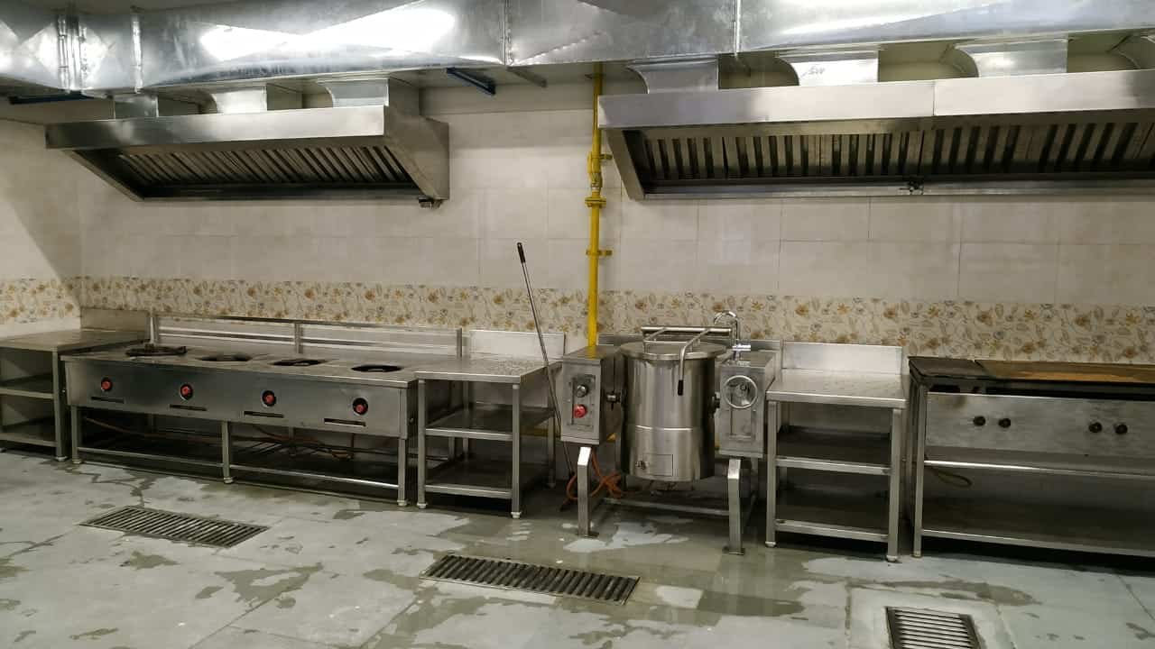 CANTEEN KITCHEN AREA 1