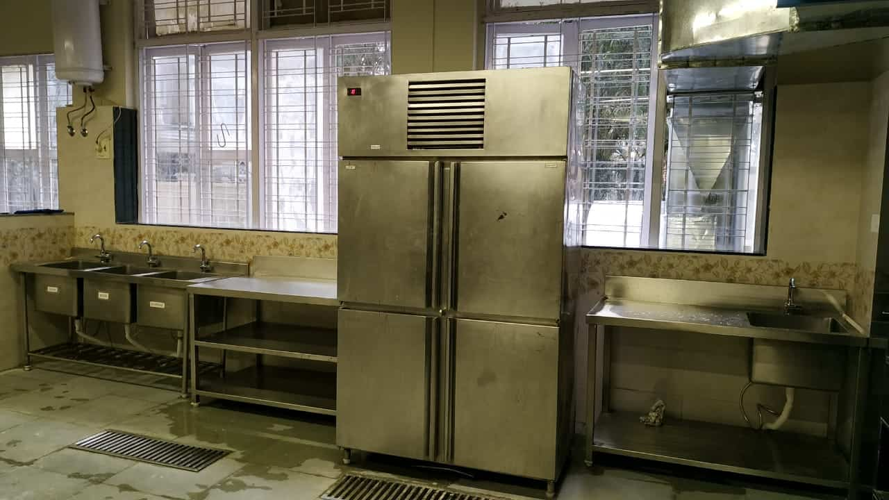 CANTEEN KITCHEN AREA 2