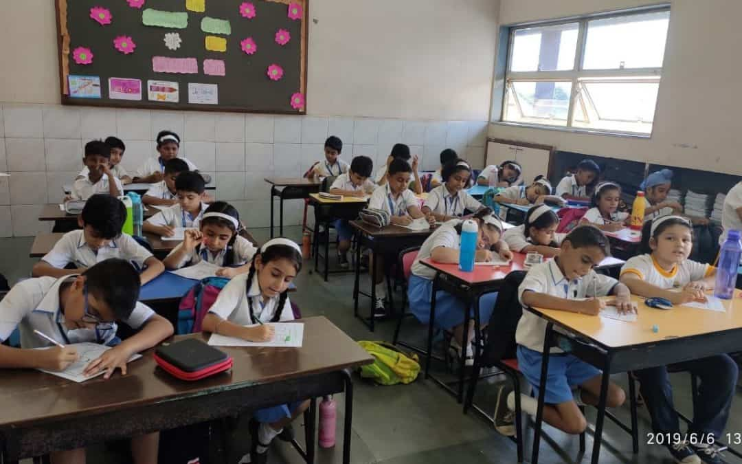 World Environment Day Celebration- Primary Section