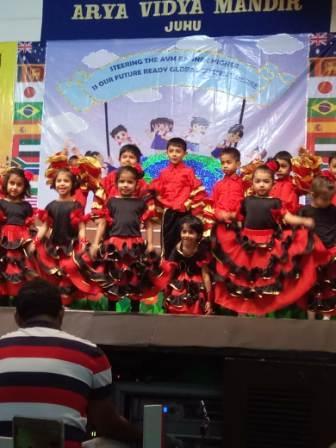 AVM Juhu, Pre- Primary Bal Satsang