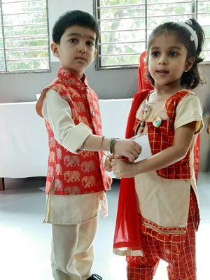 Raksha Bandhan Day Celebrations