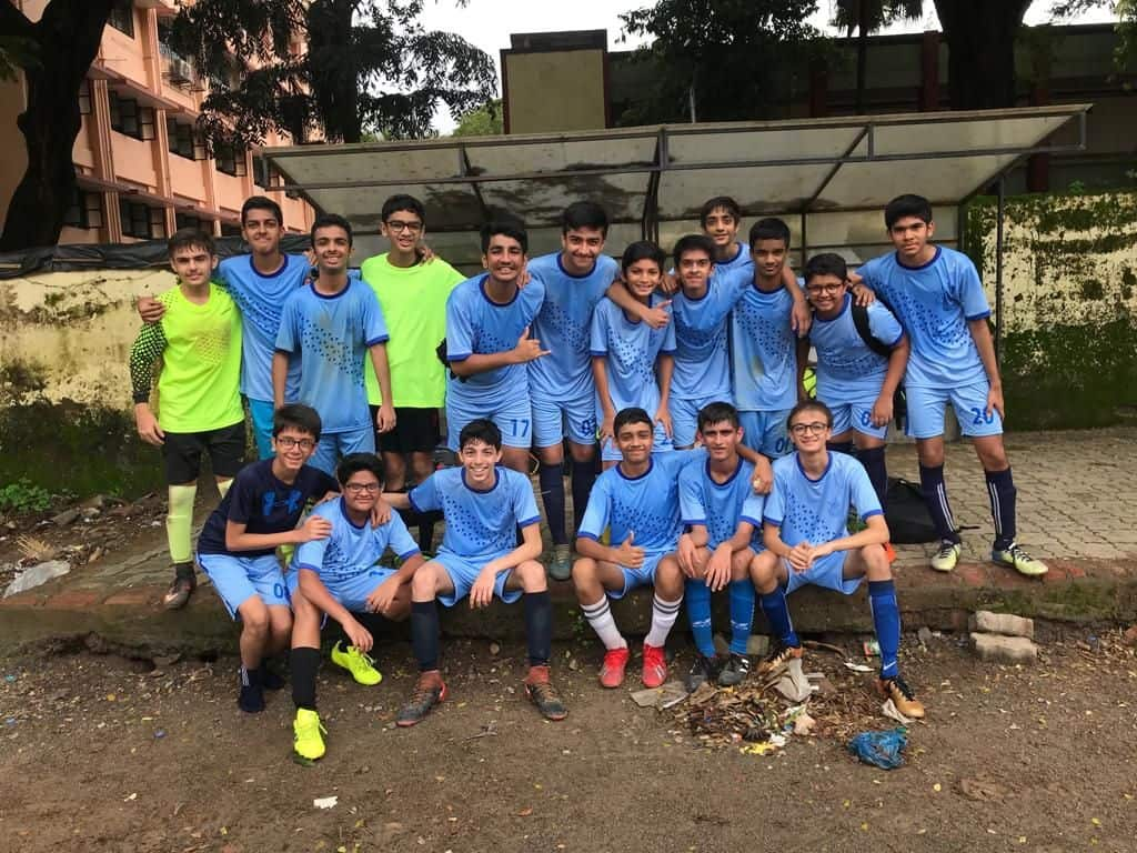 Under/16 MSSA Boys Football Tournament 2019 | Arya Vidya