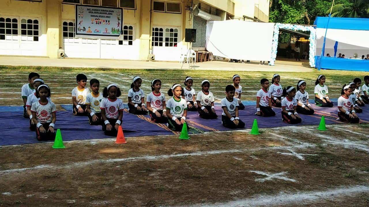 Primary Sports Day – AVM,Juhu
