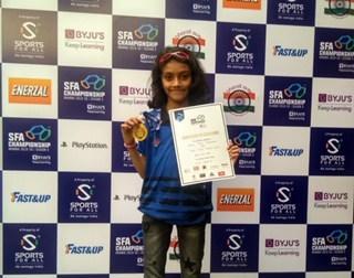 Prisha garners Chess Medals galore –AVM, Juhu