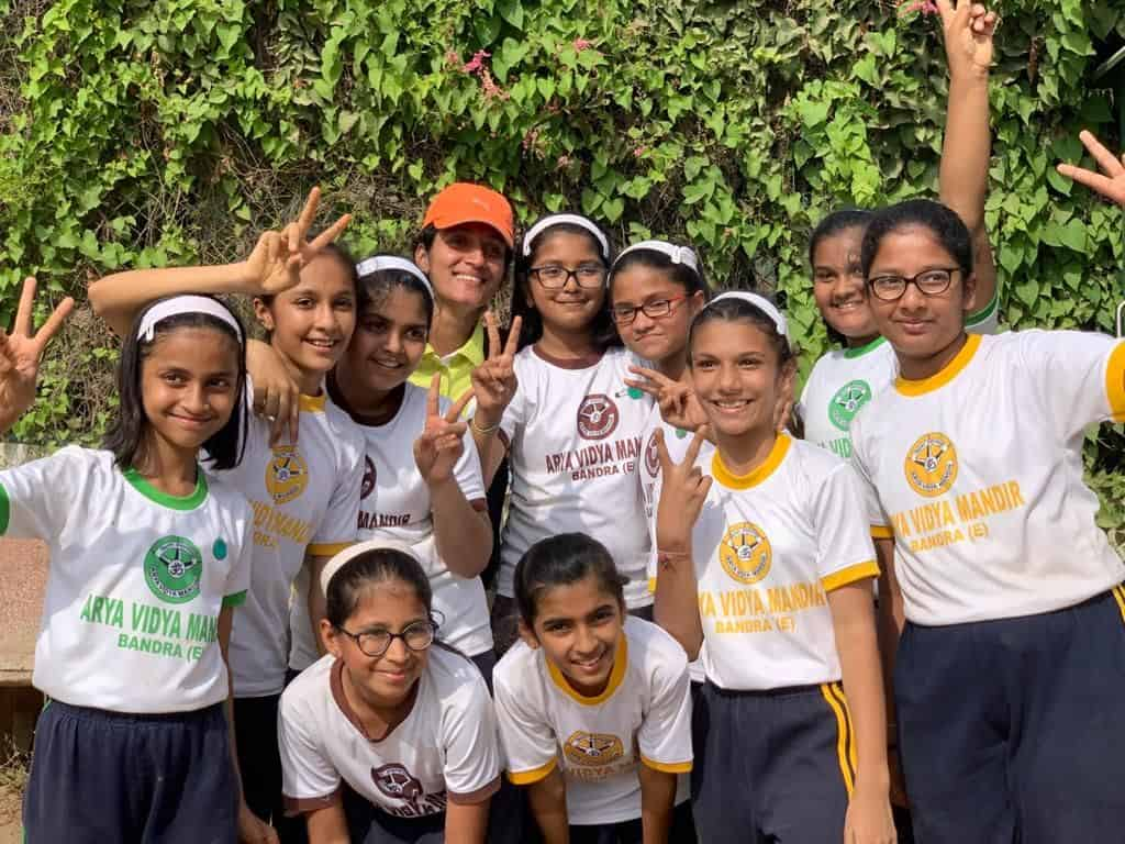 Victory for our girls at the MSSA Throwball competition