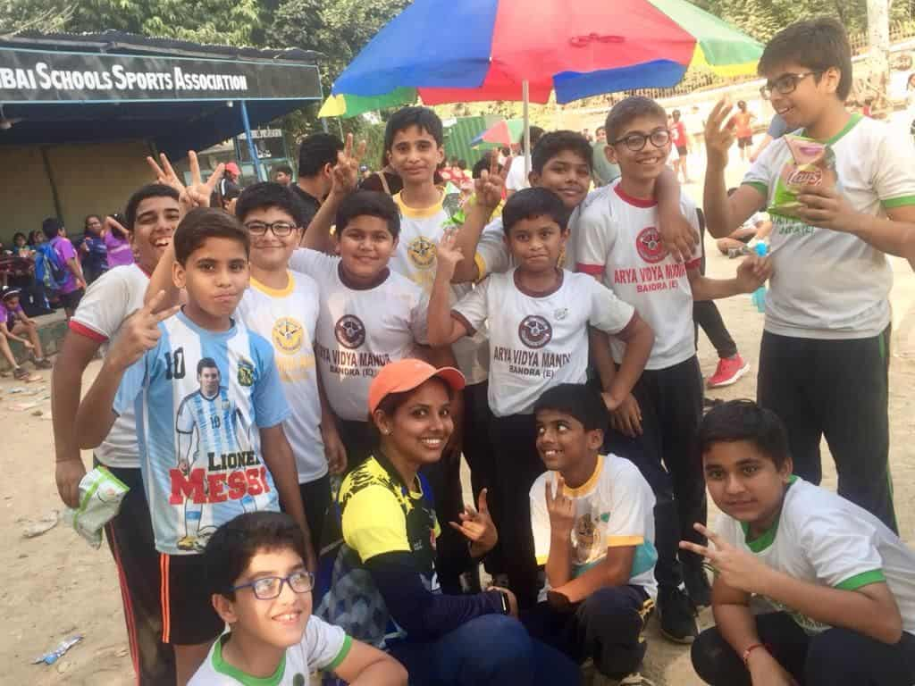 Victory for our boys at the MSSA Throwball Competition