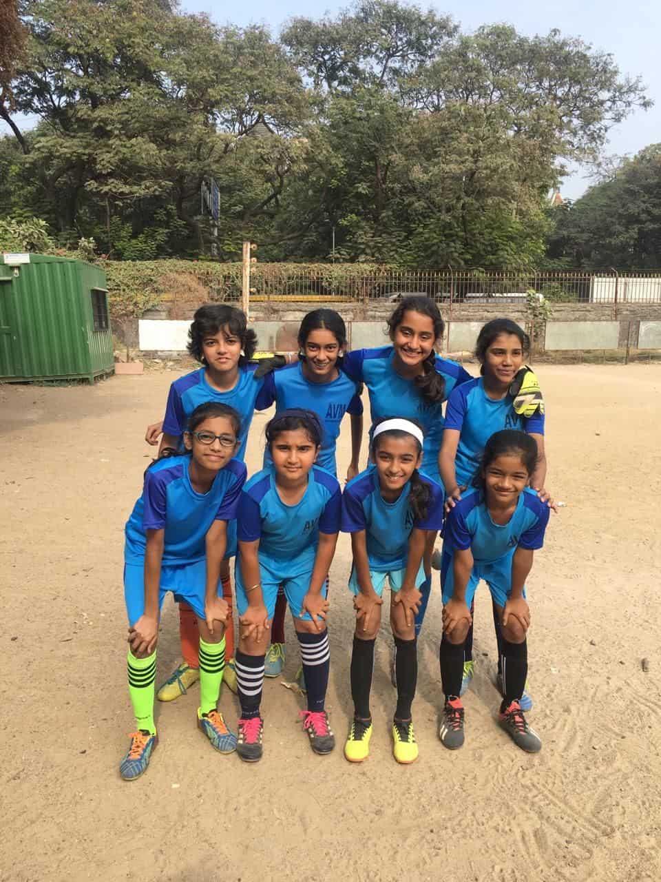 MSSA (second division) Football Match U12 category