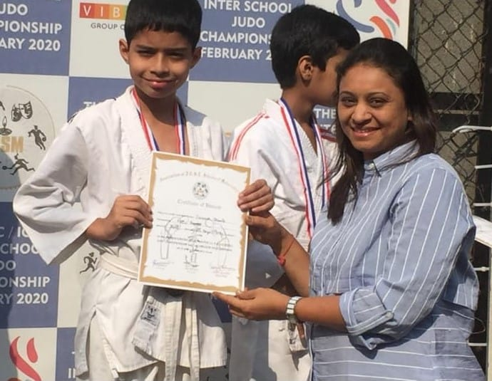 Master Devansh Sachin Chawla secures the Bronze medal!!